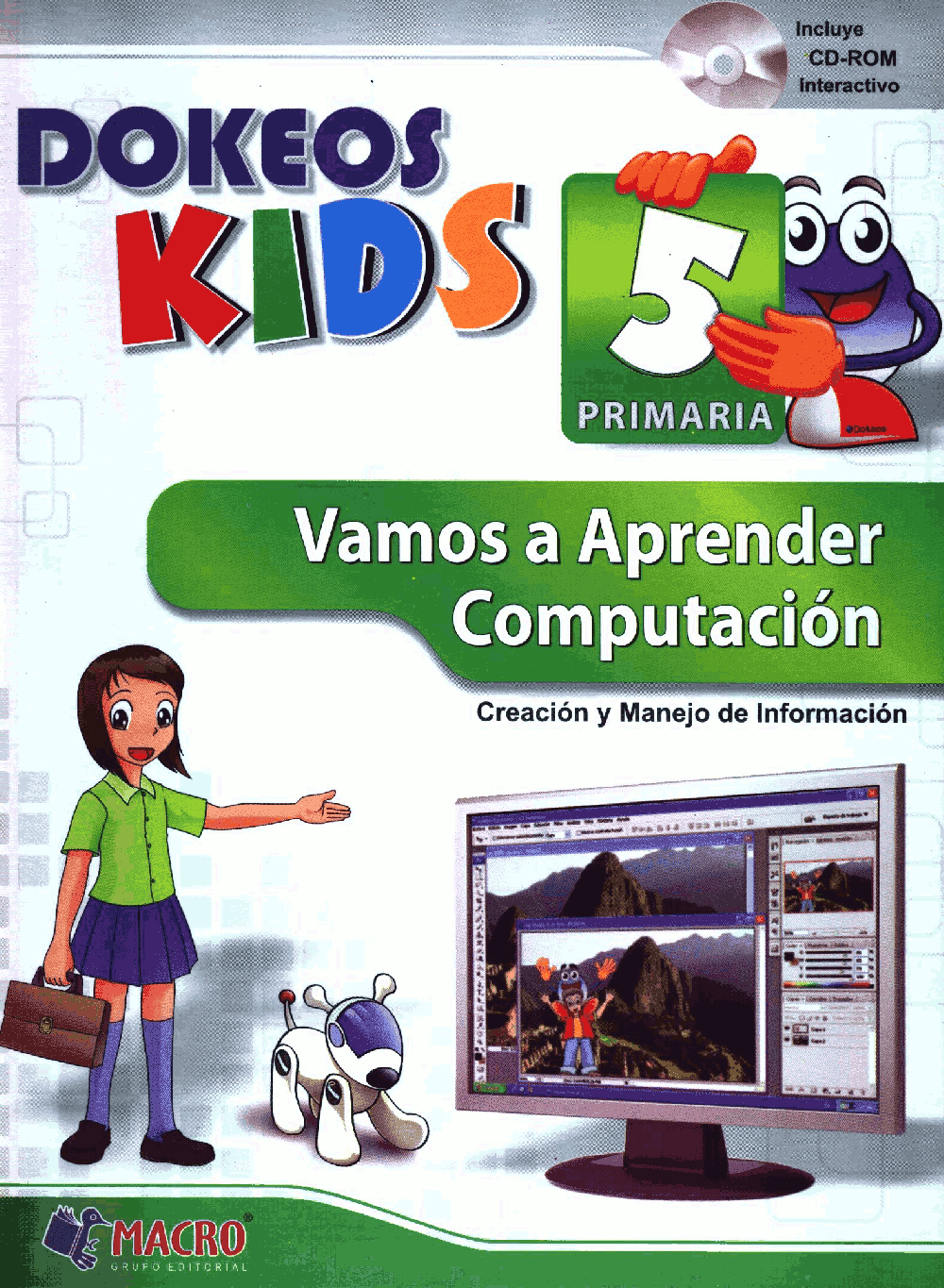 Peru's Dokeos Kids Syllabus, 5th volume