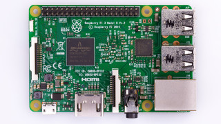Raspberry Pi 3 Model B picture